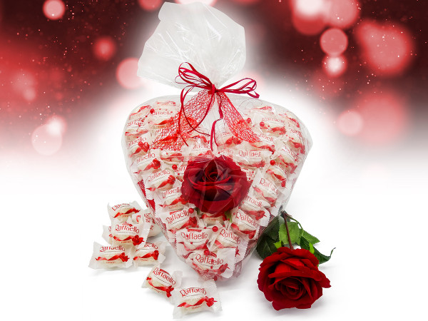 """Süßigkeiten Herz """"Ewige Liebe"""""""