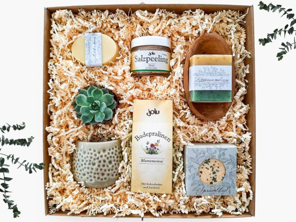 Wohlfühlzeit - Beauty Geschenkbox