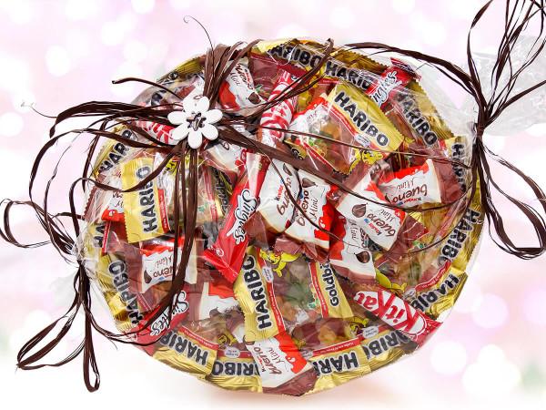Süßigkeiten Strauß