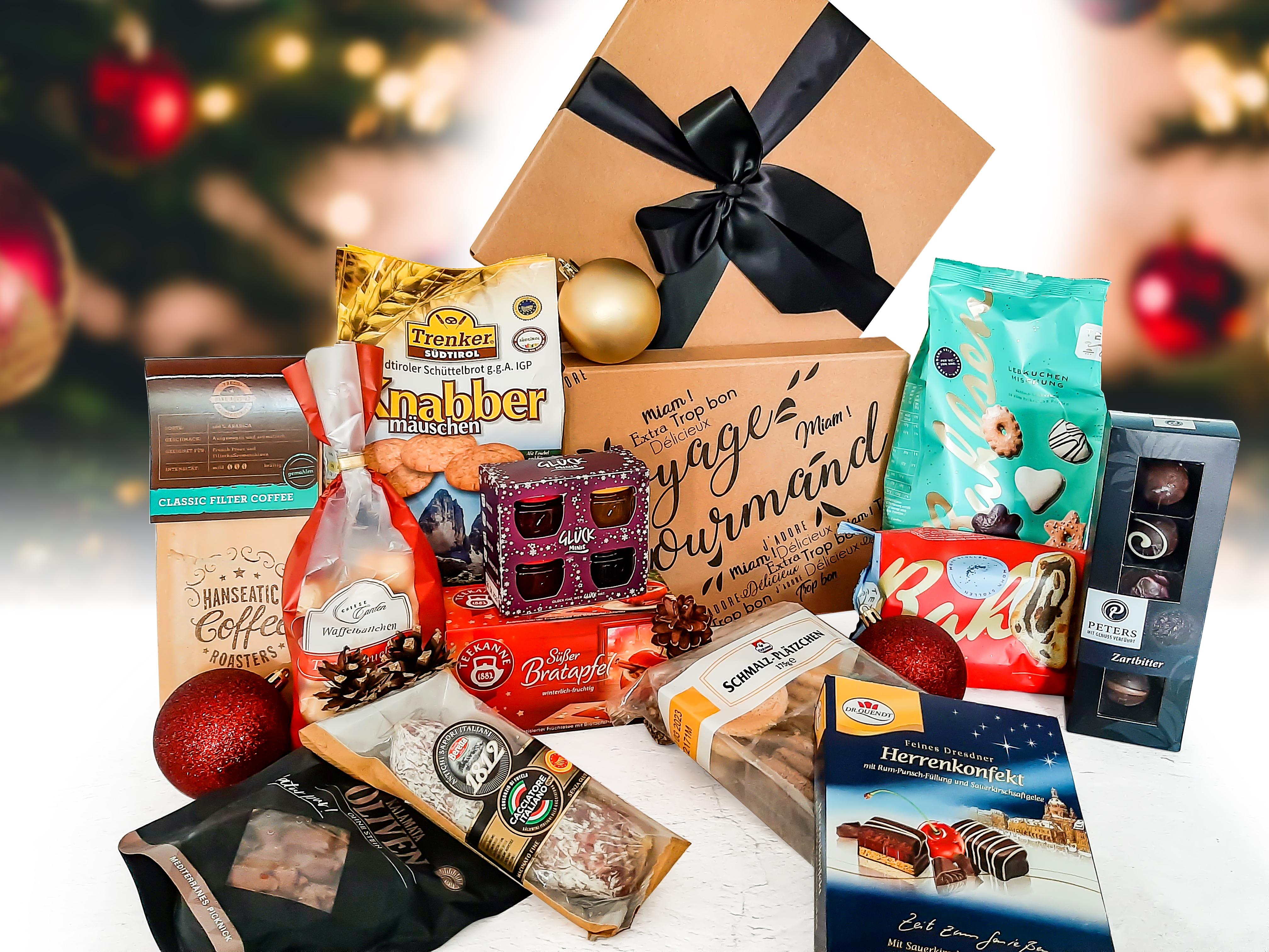 """Präsentkorb Weihnachten """"Winterzauber"""""""