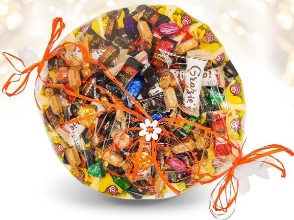 Strauß aus Süßigkeiten