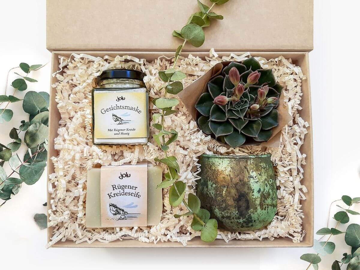 Wellness Box Frau