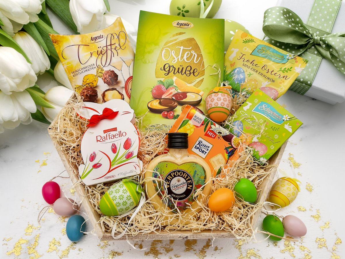 Kundengeschenke Ostern