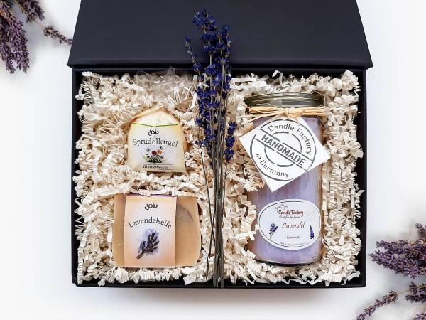 Lavendula - Wellness Geschenkbox