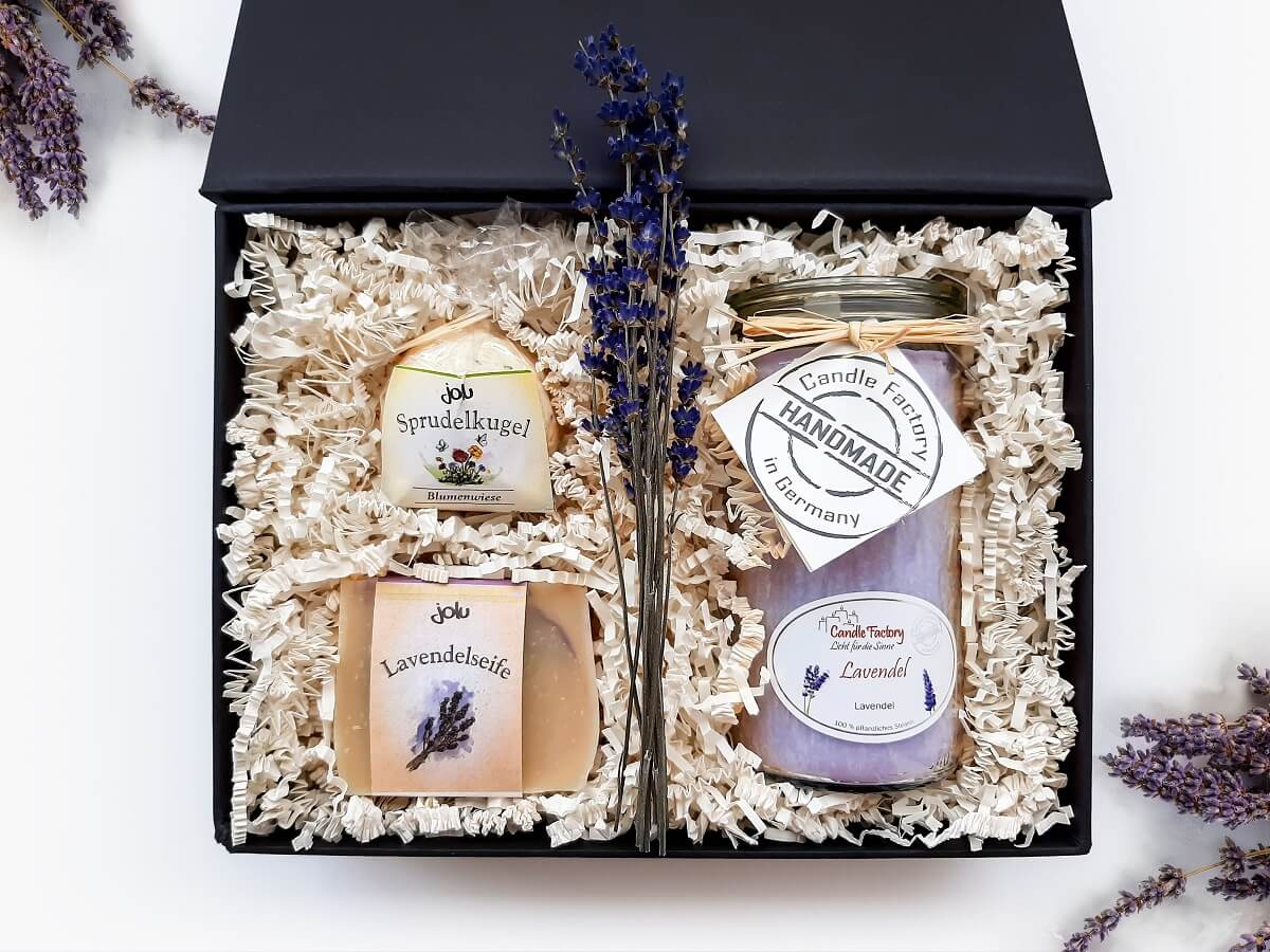 Wellness Geschenkbox Frau