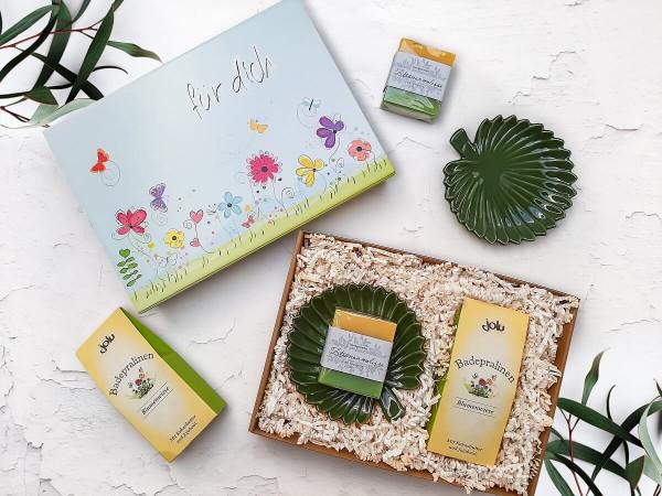 Gartenduft - Kosmetik Geschenkkorb