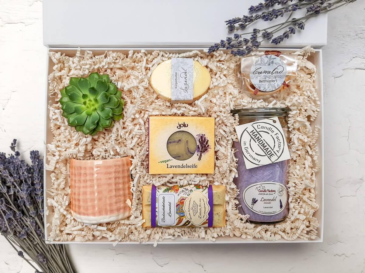 Geschenkbox Ostern für Frauen