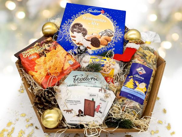 "Präsentkorb Weihnachten ""Buntes Fest"""